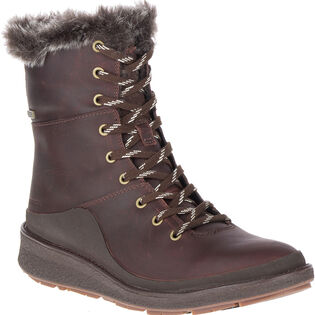 Women's Tremblant Ezra Lace Waterproof Ice+ Boot