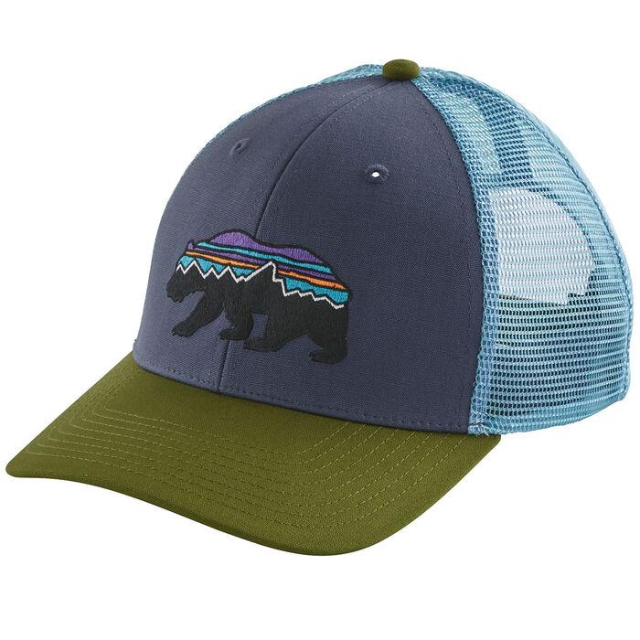 Men s Fitz Roy Bear Trucker Hat  609481c86d1