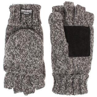 Women's Wool Flip Glove