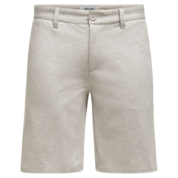 Short chino pour hommes