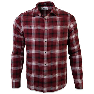 Men's Saloon Flannel Shirt