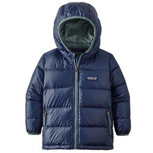 Boys' [12M-6Y] Hi-Loft Down Sweater Hoody Jacket