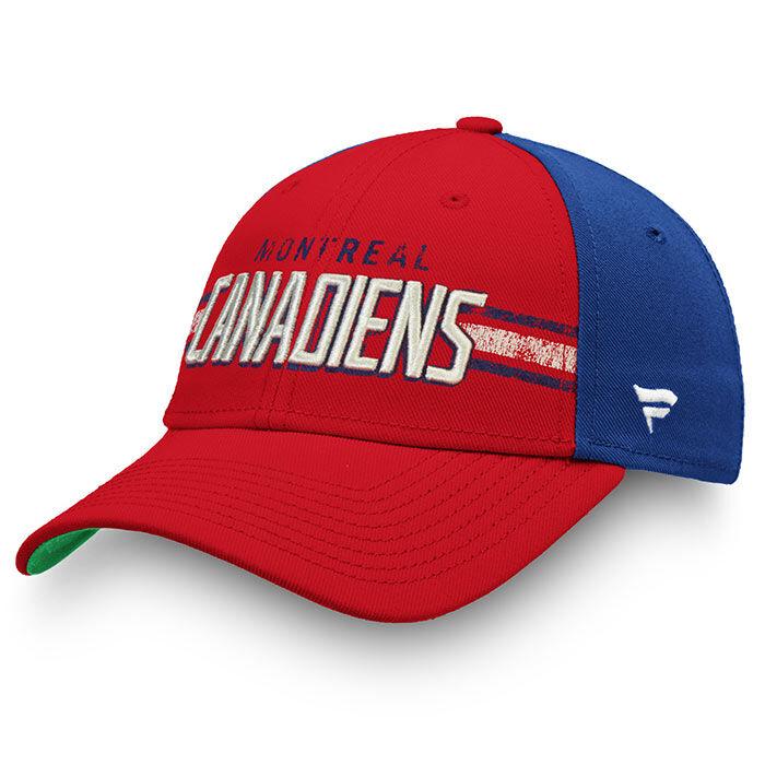 Men's Montreal Canadiens True Classic Adjustable Hat