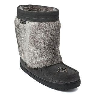 Women's Waterproof Half Mukluk