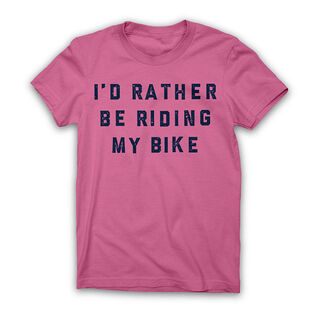 Women's Rather Be Riding T-Shirt