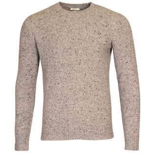 Men's Donegal Wool Sweater