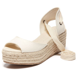 Women's Open-Toe Platform Sandal