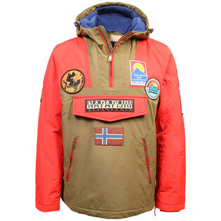 Men's Rainforest Multipatch Jacket