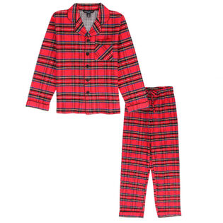 Junior Boys' Royal Stewart Two-Piece Pajama Set