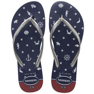 Sandales de plage Slim Nautical pour femmes