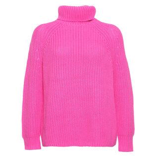Women's Shaker Turtleneck Sweater