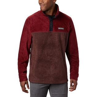 Men's Steens Mountain™ Half-Snap Fleece Pullover Top