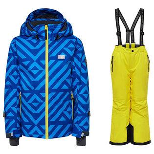 Boys' [5-7] Jordan 727 + Platon 725 Two-Piece Snowsuit
