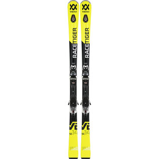 Racetiger SS Ski + Vmotion3 12 GW Binding [2019]