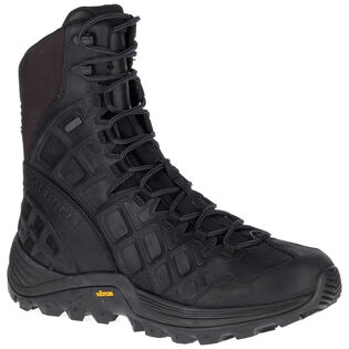 "Men's Thermo Rogue 8"" Leather Waterproof Ice+ Boot"