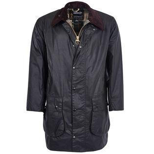 Men's Border Waxed Jacket