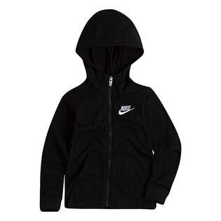 Boys' [2-4T] Jersey Full-Zip Hoodie