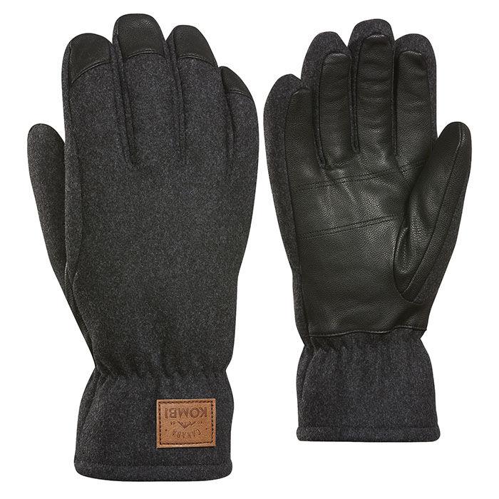 Men's Timber Wool-Blend Glove
