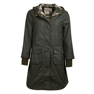 Women's Wood Warbler Waxed Cotton Jacket