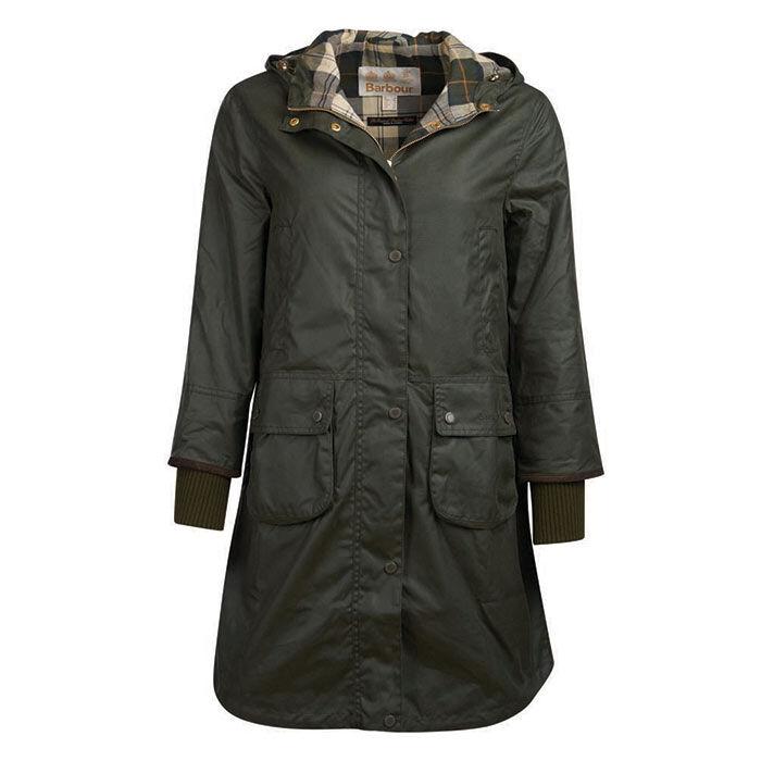 Women's Wood Warbler Waxed Cotton Jacket