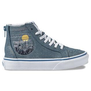 Chaussures Sk8-Hi Zip Poudlard pour enfants [11-4]