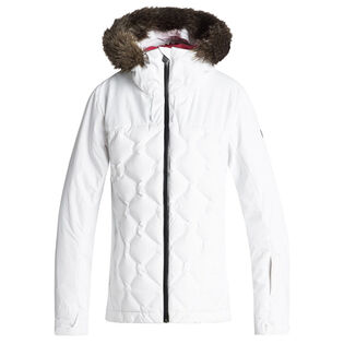 Women's Breeze Quilted Snow Jacket