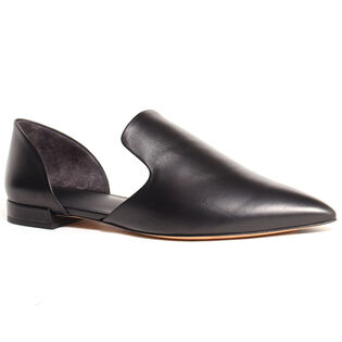 Women's Damris Leather Flat