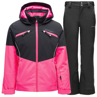 Junior Girls' [8-18] Conquer + Olympia Two-Piece Snowsuit