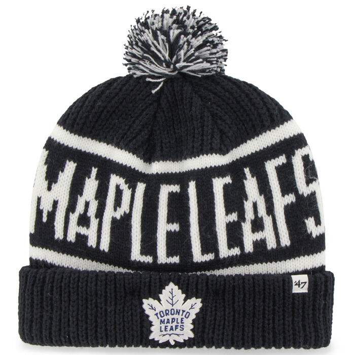 Men's Toronto Maple Leafs City Cuffed Knit Toque