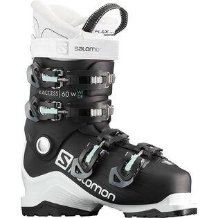 Bottes de ski X Access W large pour femmes [2021]