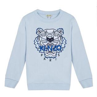 Boys' [2-6] Tiger Crew Sweatshirt