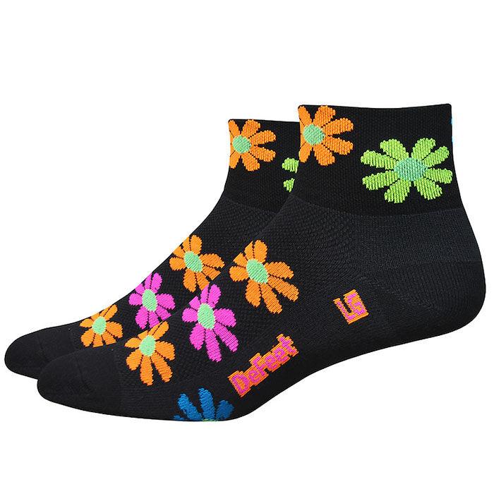 Chaussettes Aireator Flower Power pour femmes, 2 po