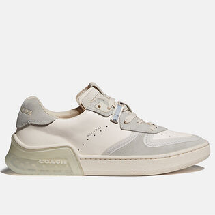 Women's CitySole Suede-Leather Court Sneaker
