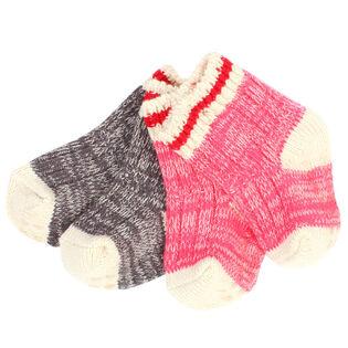 Chaussettes pour bébés (paquet de 2)