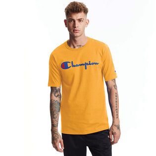 Men's Heritage Script T-Shirt