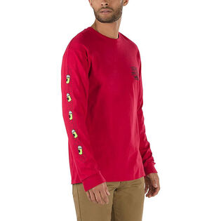 Men's The Simpsons El Barto Long Sleeve T-Shirt
