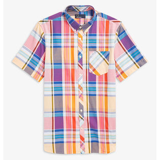 Me'Ns Madras Check Shirt