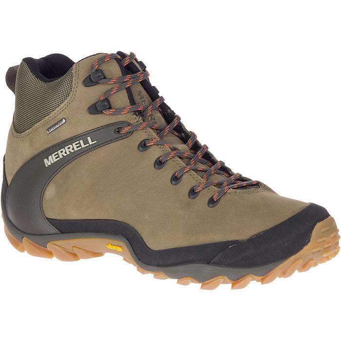 Men's Chameleon 8 Leather Mid Hiking Boot