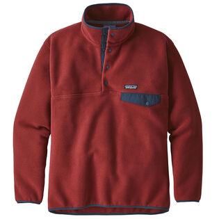 Men's Synchilla® Snap-T® Fleece Pullover Top