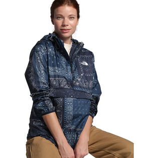 Women's Printed Fanorak Jacket