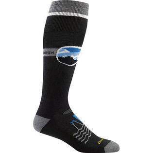 Men's Goggle Guy Over-The-Calf Cushion Sock