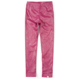 Girls' [2-10] Blue Prism Legging