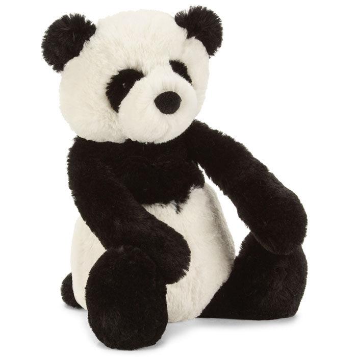 Panda en peluche Bashful (12 po)