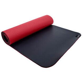 Tapis de yoga PER® à deux tons + sangle