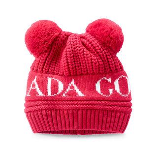 Babies' Double Pom Hat