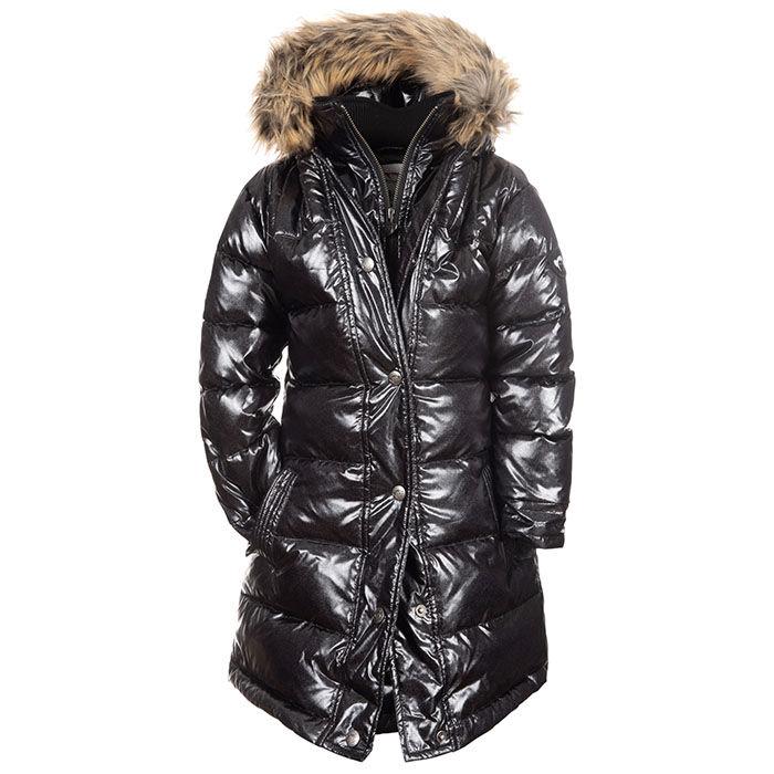 Girls' [2-10] Long Down Coat