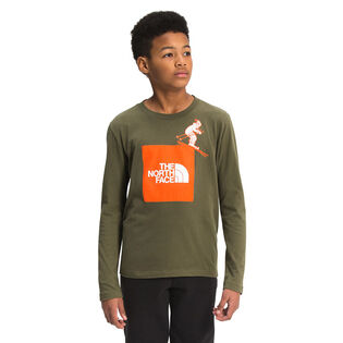 Junior Boys' [7-20] Graphic Long Sleeve T-Shirt