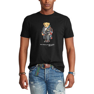 Men's Classic Fit Holiday Bear T-Shirt
