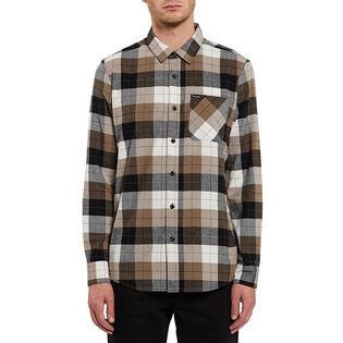 Chemise à carreaux Caden pour hommes