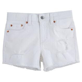 Junior Girls' [7-16] Shorty Short